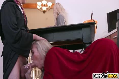 Грудастая Brandi Love легко отбила бойфренда у дочки
