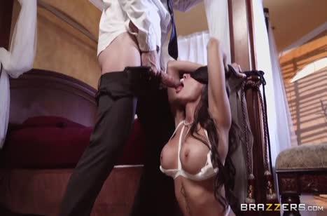 Madison Ivy замутила с мужем порно со связыванием