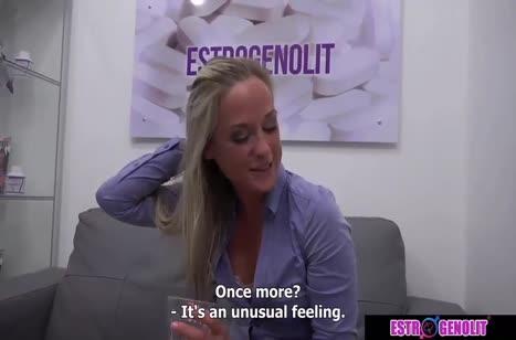 Чтобы устроиться на работу Cristal Caitlin потрудилась вагинкой