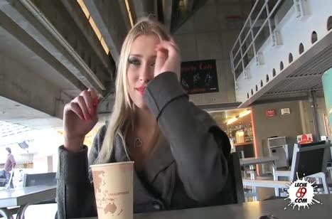 Скромница Teena Lipoldino попала на жесткое порно