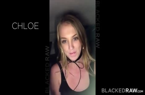 Давалка Chloe Scott снимает жесткий трах на камеру