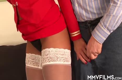 Valentina Ross снимает усталость хорошим сексом